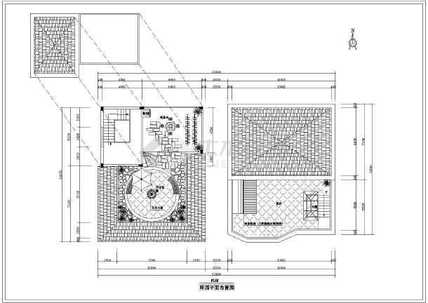 简介:某地三层别墅设计施工,包括各层平面布置图,各层地面布置图,各