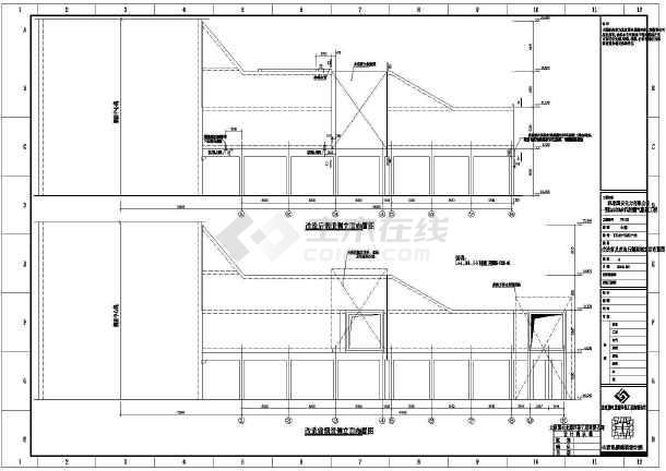 主副烟道结构图_电厂烟道设计_电厂烟道设计大全免费下载_土木在线