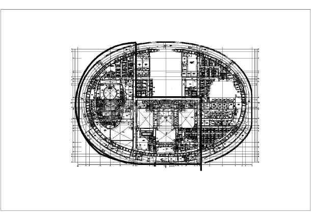 屋顶平面图,,剖面图