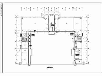 (360x270)-农村2层楼房设计室内平面图纸