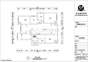 【联锁施工图】【常州】某中式电气装修设计施10k设计图纸设计图片