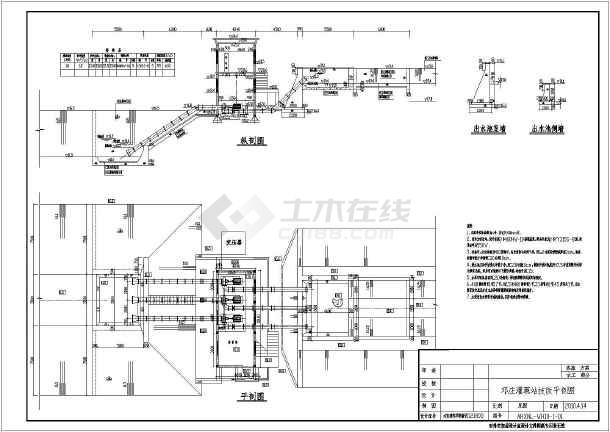 2010年小型农田水利燕子邓庄灌溉站技改v燕子巫师3猎项目狂图纸图片