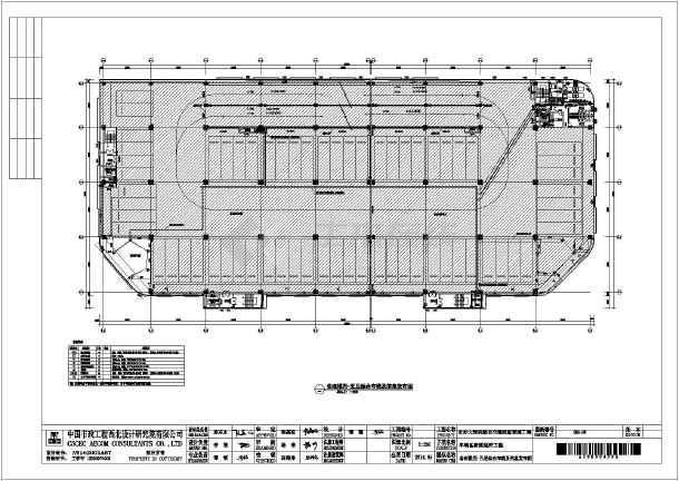 长沙汽车西站精装区电气施工全套图纸
