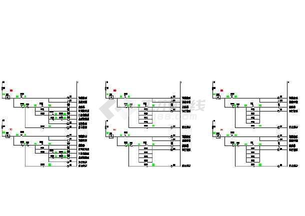 空压机冷却水泵及水塔联动控制原理图图片2