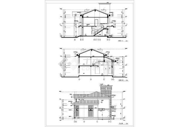 60米农村自建房建筑设计图