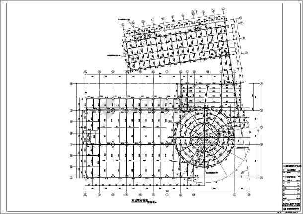 建筑结构图 钢结构图纸