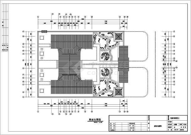 凤凰寺木结构建筑群修复建筑设计方案-图2