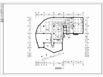 一栋15层小型宾馆电气设计施工图