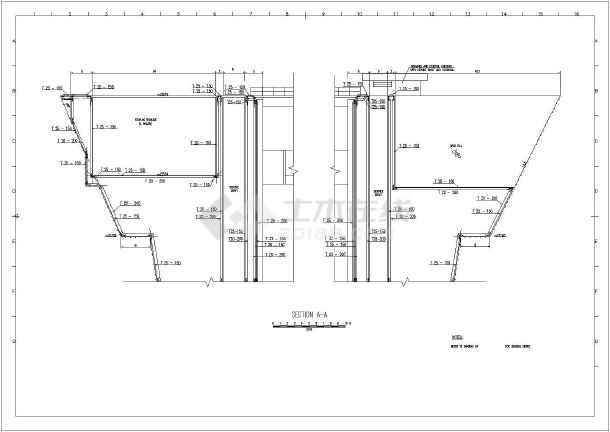 图纸 水利工程设计图  闸门启闭机(闸门图纸)  水闸相关  马来西亚某