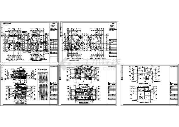高尔夫别墅 别墅室内高尔夫设计 观澜高尔夫别墅 君山高尔夫别墅 南京
