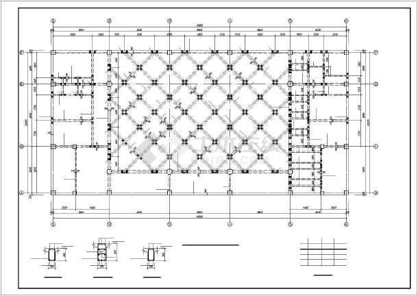 楼梯结构图• 结构施工图• 框架结构• 结构设计&bull