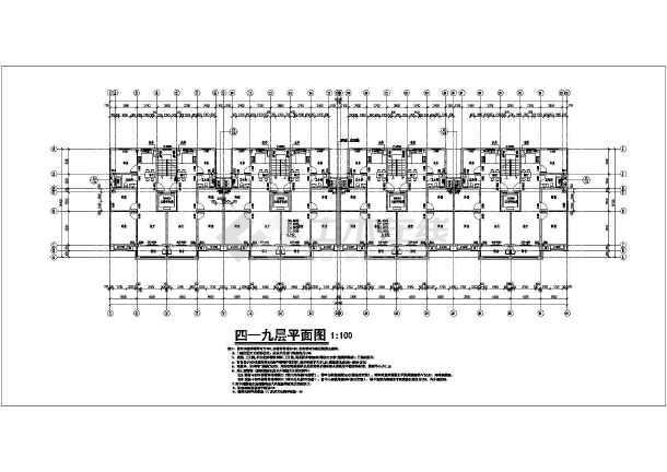 图纸内容有:机房屋顶平面图,屋顶机房平面图,地下室(自行车库)平面图