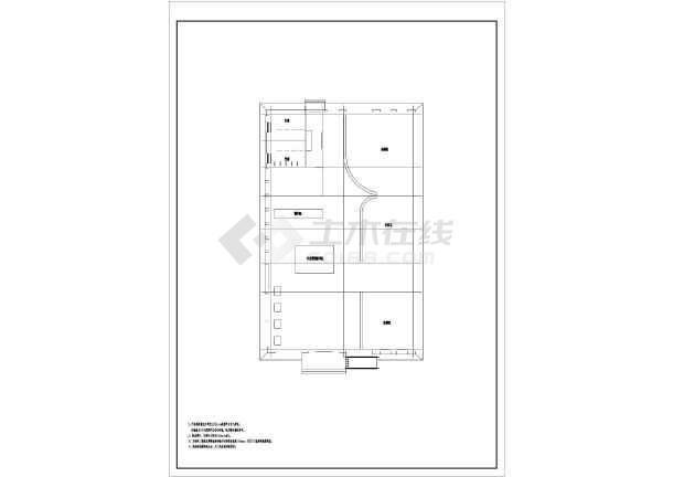 某房地产v图纸图纸售楼处建筑方案设计图_cad长虹chd29600电源项目下载图片