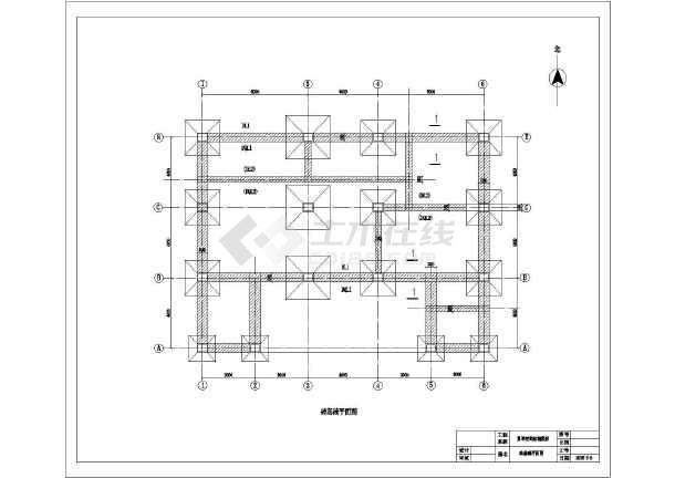 结构带露台简单图纸房屋建筑设计图(含二层)农村中提供文件的不招标全图片