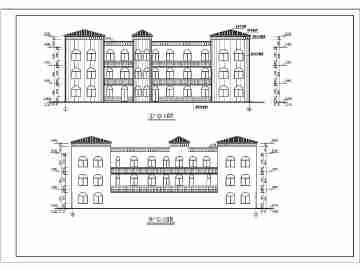 砖混结构教学楼施工组织设计