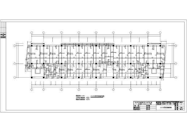 某地3层豪华欧式别墅建筑设计施工图