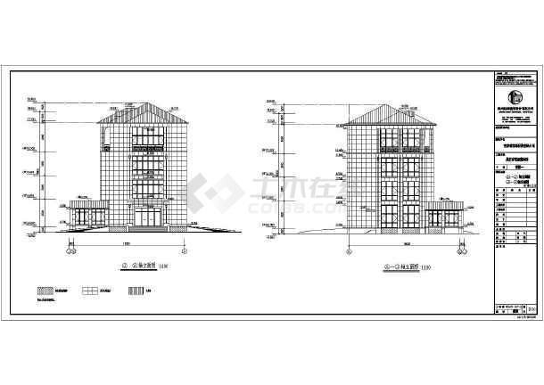 建楼施工图纸 幕墙附框 框架剪力墙结 砖混结构拉结筋  所属分类:宾馆
