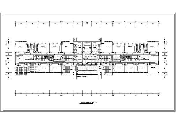 学校教学楼设计图