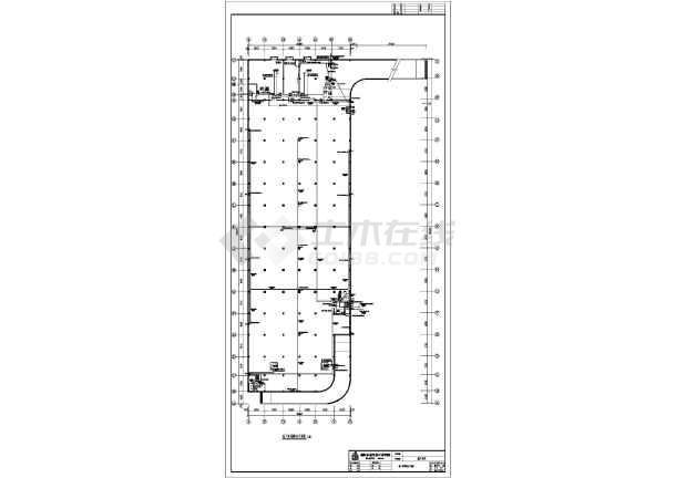某地下机械式立体车库电气施工全图