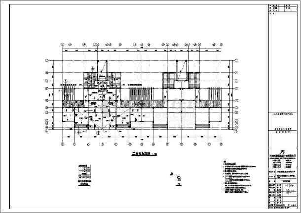 大连辽宁某框架地上4层结构小区柱异形联排别小别墅120图片
