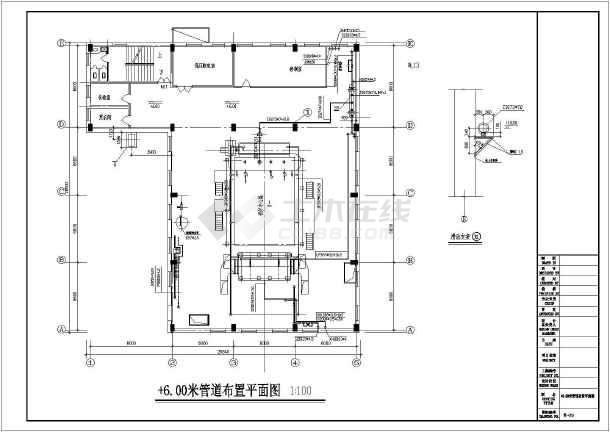 某地区35t燃气锅炉图纸手工全套v图纸图纸农具图片