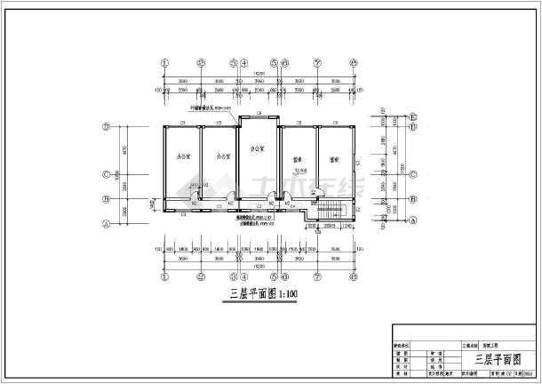 8米,总宽度是20米左右,设计了相应的工作桥的布置,希望大家下载本图纸