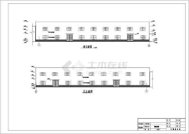 包括结构设计说明,各层平面图,立面图,剖面图,柱底反力图,柱脚锚栓