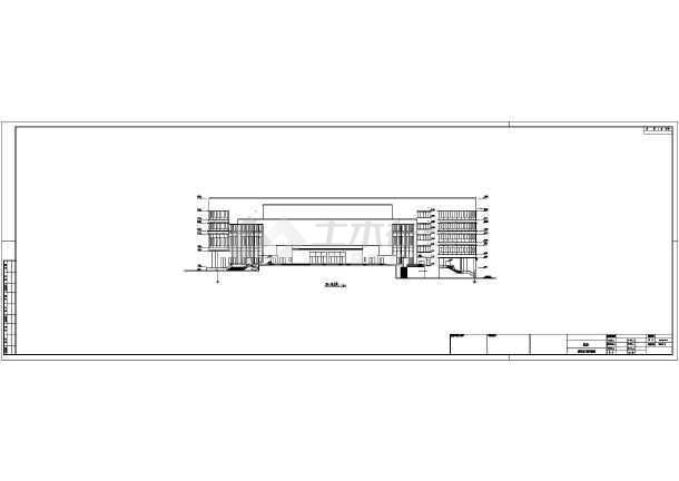 某照明景观图纸改造项目公园施工设计图纸_ccad放大快捷键缩小路灯中图片