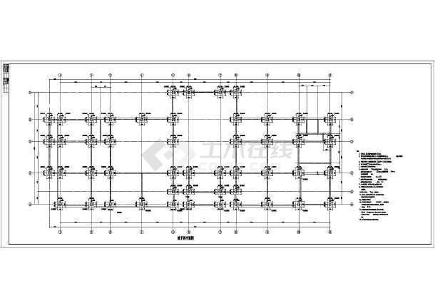 6米桩基础框架结构售楼部钢结构施工