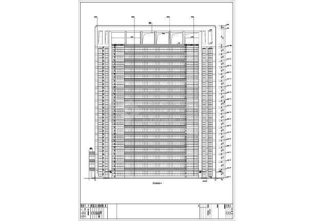 【九层】某县人民病房十台州医院综合楼建筑施工图设计院以后图片