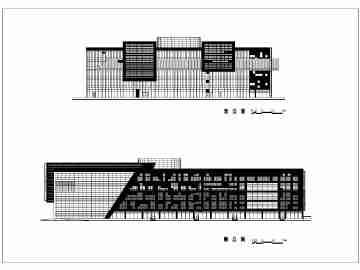 小型图书馆设计方案