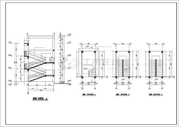 南方某地区三层幼儿园建筑设计方案