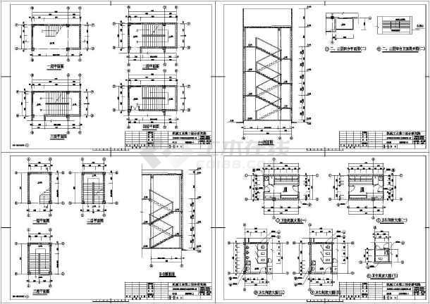 某地区yoka设计工作室建筑设计图