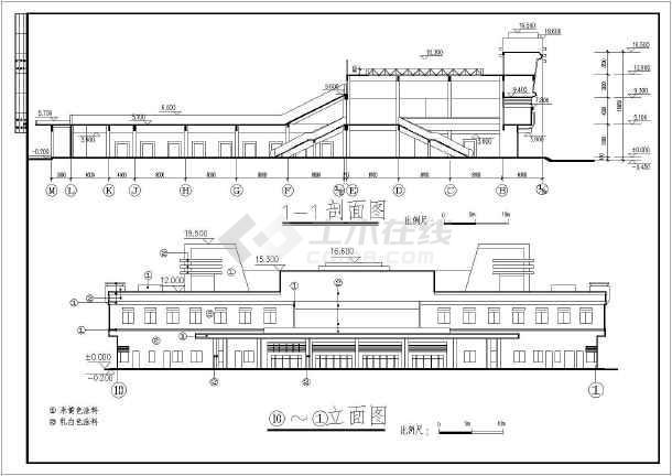长途汽车客运站设计