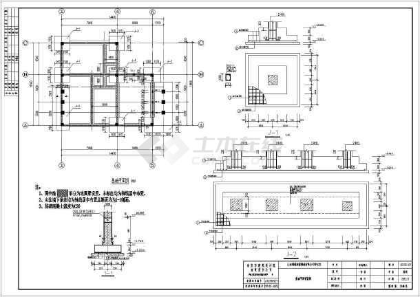 简介:本为山东润通机械制造有限公司单层,采用框架,采用钢筋混凝土
