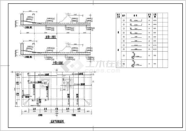 图集方形蓄水池英语蓄水池施工图300方蓄水池施工图