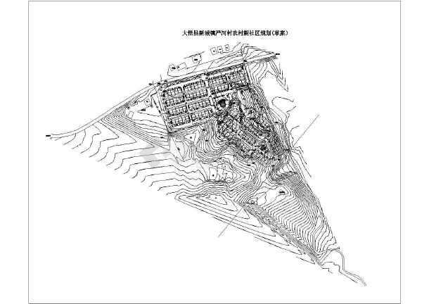 农村盖房设计平面图