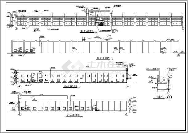 建筑施工钢结构建筑施工图图集钢结构建筑施工图识读技法钢结构建筑