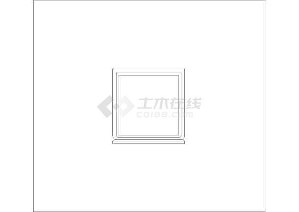 常用室内平面素材图库