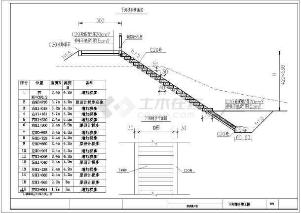 【四川】工程显示堤防整治图(工程河道污水管全图纸竣工不天正打开给排水图片