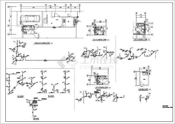住宅平面设计图怎么画