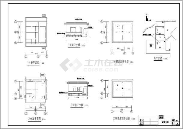 农村三层房屋平面设计图