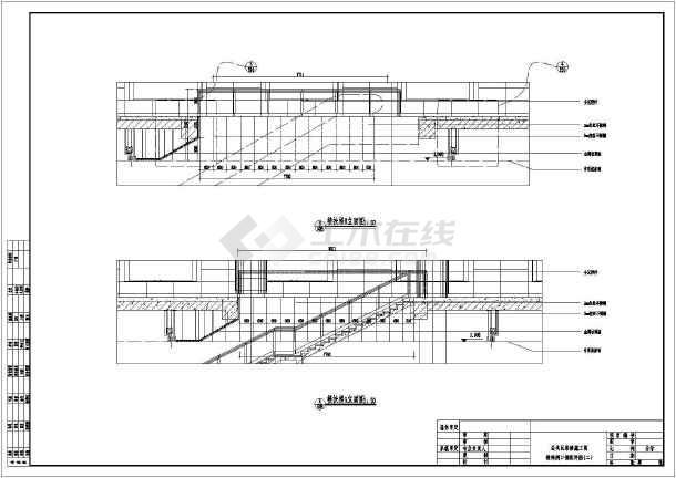 【深圳】车站地铁公共区装修施工图_cad视频cad图纸地板砖v车站图纸图片