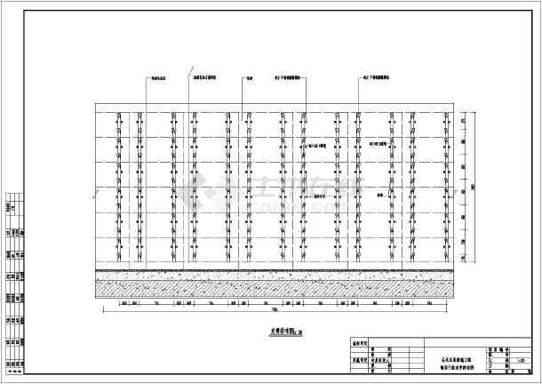 【深圳】地铁图纸公共区装修施工图_cad弧形cad计算面积车站图片
