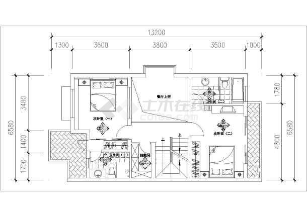 蝶舞创建多层复式户型设计图-图纸_cad属性下cad块住宅飞扬图片