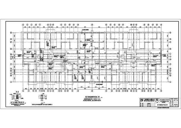 【昆明】工程建筑各类地基设计图纸