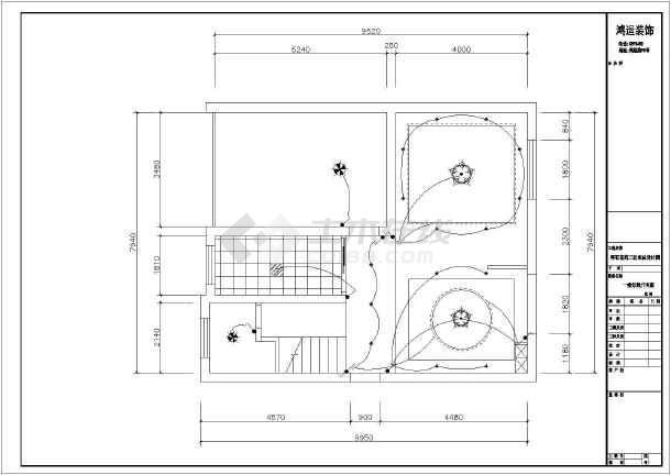 设计图纸,包括平面图,吊顶平面图,插座及开关灯线布置图及房间立面图.
