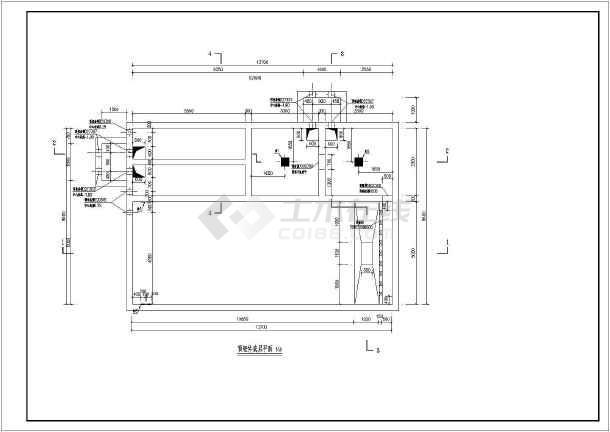 某矿井水回用处理工艺施工图(超滤膜处理)-图2