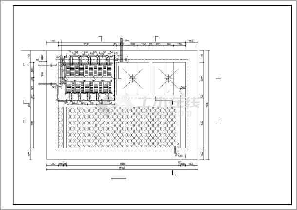 某矿井水回用处理工艺施工图(超滤膜处理)-图3