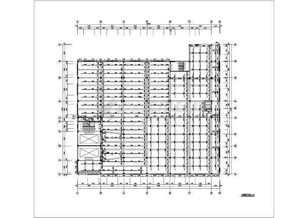 某地5层框架结构汽车维修中心全套给排水施工图